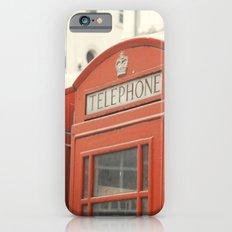 Telephone - London Photography iPhone 6 Slim Case