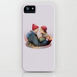 ALT ER LOVE iPhone Case