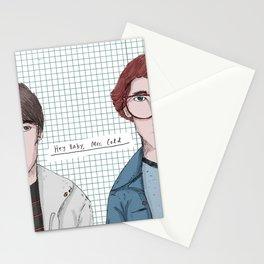Erlend Oye & Eirik Boe Stationery Cards