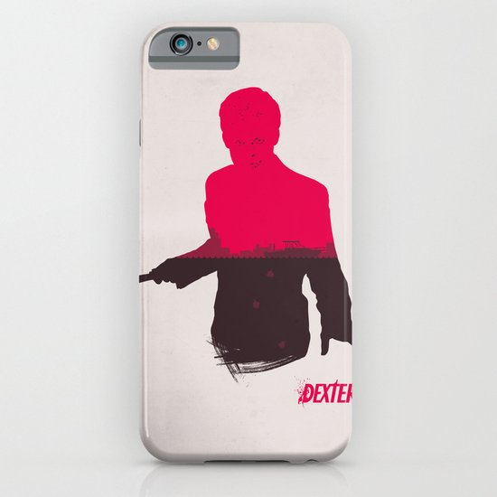 The Dark Passenger iPhone & iPod Case