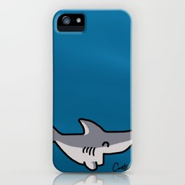 Little sharks iPhone Case