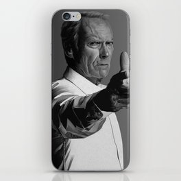 Eastwood iPhone Skin