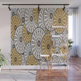 gears round header cog Wall Mural