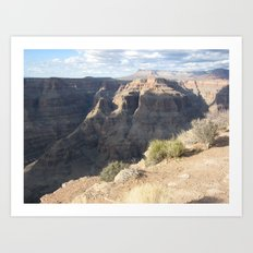 Grand Canyon 01 Art Print