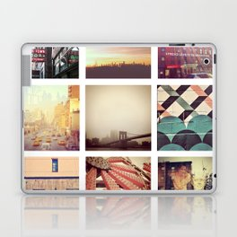 New York Scenes Laptop & iPad Skin