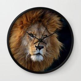 Lion_20180712_by_JAMFoto Wall Clock