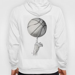 Basketball spin Hoody