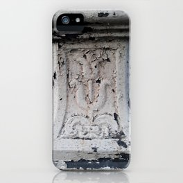 Tulip Architectural Detail iPhone Case