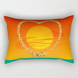 Win or Learn Rectangular Pillow