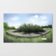 Wippermann Canvas Print