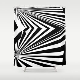 Hypnotize Shower Curtain