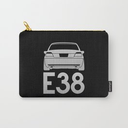 BMW E38 - silver - Carry-All Pouch