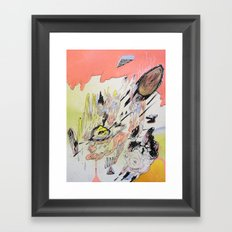 judge² Framed Art Print