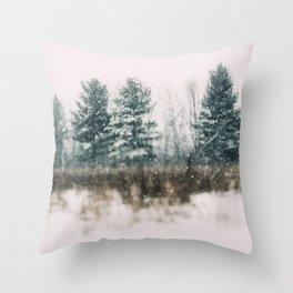 Wonderland #1 Throw Pillow