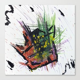 Concentrated Mass Canvas Print