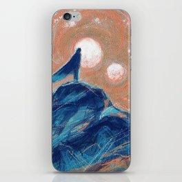 Wandering & Wonder iPhone Skin