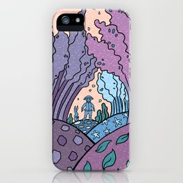 Tideland iPhone Case
