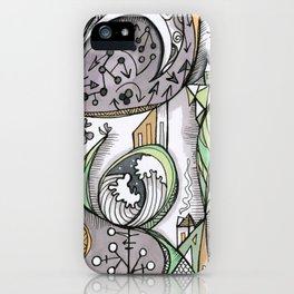The Story Is Different iPhone Case