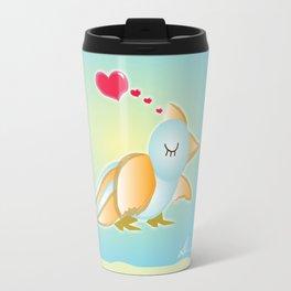 Inspiration of the day Travel Mug
