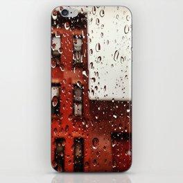 Rainy Day in Brooklyn iPhone Skin