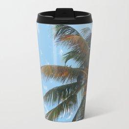 Sunny Palm Travel Mug