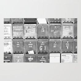 Mailboxes II Rug