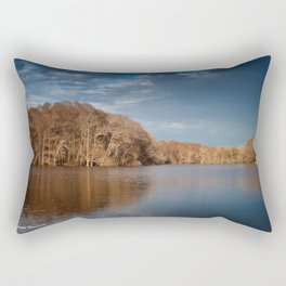 Apalachicola River  Rectangular Pillow