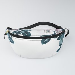 Blackberry Spring Garden - Birds and Bees Floral III Fanny Pack