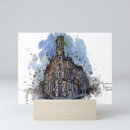 Saint Petersburg Mini Art Print