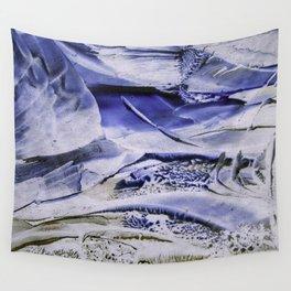 Melting Glacier Wall Tapestry