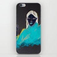 weird iPhone & iPod Skins featuring weird  by Ruwaa