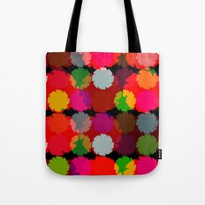 flying round in Circles abstract Tote Bag