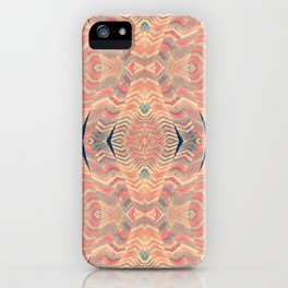 Tribal Pattern Turbans iPhone Case