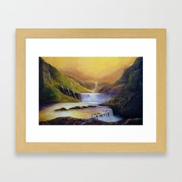 Summerland Framed Art Print