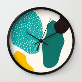 merops apiaster Wall Clock