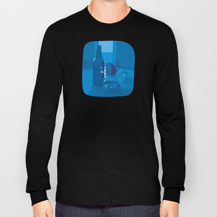 Monday Blues Long Sleeve T-shirt