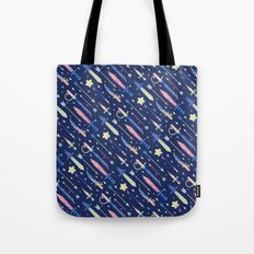 Magical Weapons Tote Bag
