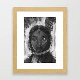 Trial Framed Art Print