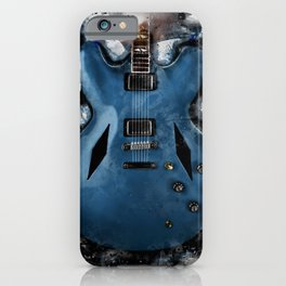 Dave Grohl's electric guitar iPhone Case