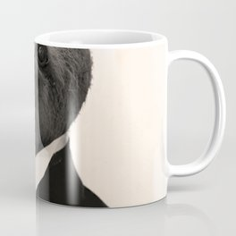 Gentleman Sloth with Authoritative Look Coffee Mug