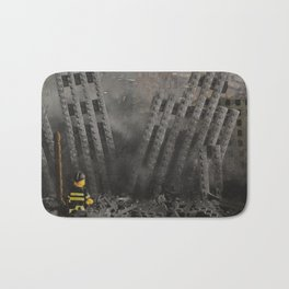 Hitting Home Bath Mat