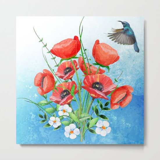 Flowers bouquet #16 Metal Print