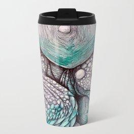 Tortoise Metal Travel Mug