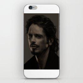 Chris Cornell tribute iPhone Skin