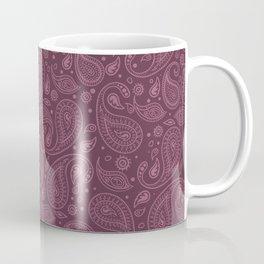 World of paisleys Coffee Mug