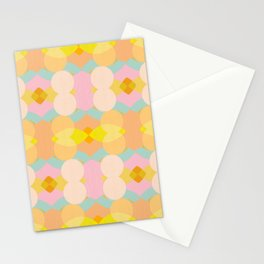 Balance Summer Shapes Stationery Cards