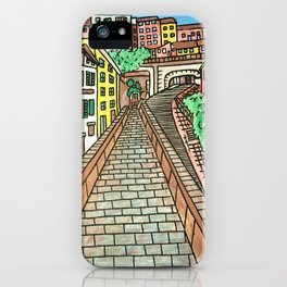Perugia, Italia iPhone Case