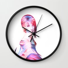 tempus edax rerum Wall Clock
