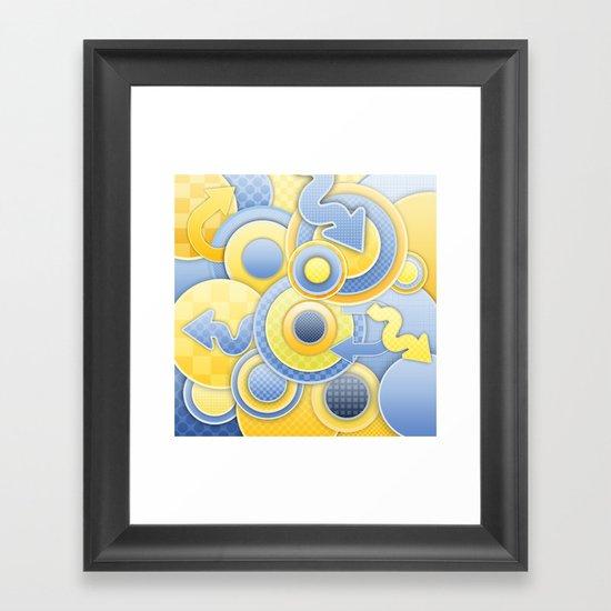 Mumbo Jumbo Framed Art Print