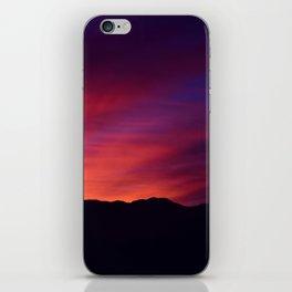 SW Mountain Sunrise - 5 iPhone Skin